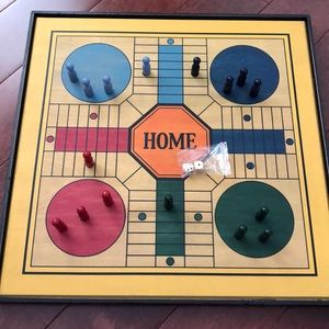 Parcheesi Play and Hang